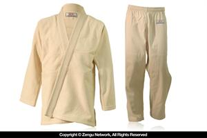 Howard Combat Kimonos Unbleached BJJ Gi
